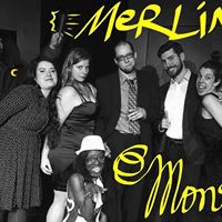 Premier spectacle de Merlin Monroes first show