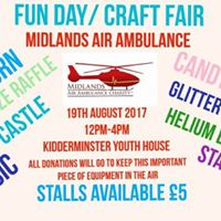 Fun day  Craft fair Hosted by SJ &amp family Ltd