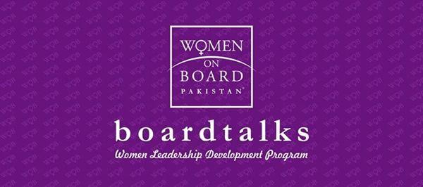 WOB BoardTalks (April) - Karachi Chapter