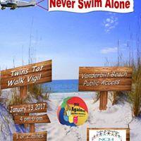 Dont Swim Alone Tot Walk Vigil