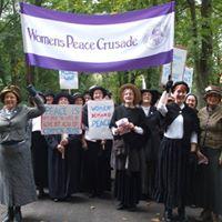 The Womens Peace Crusade 1916-1918
