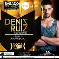 The Club  2705  Dj Denis Ruiz