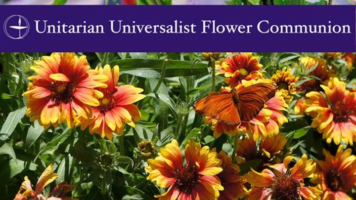 Image result for uu flower communion