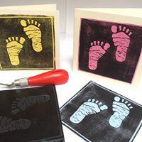 Lino printing workshop 20