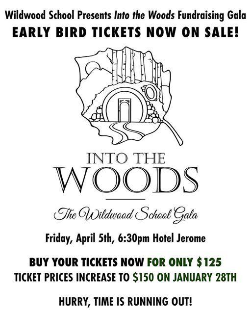 Wildwood School presents Into The Woods