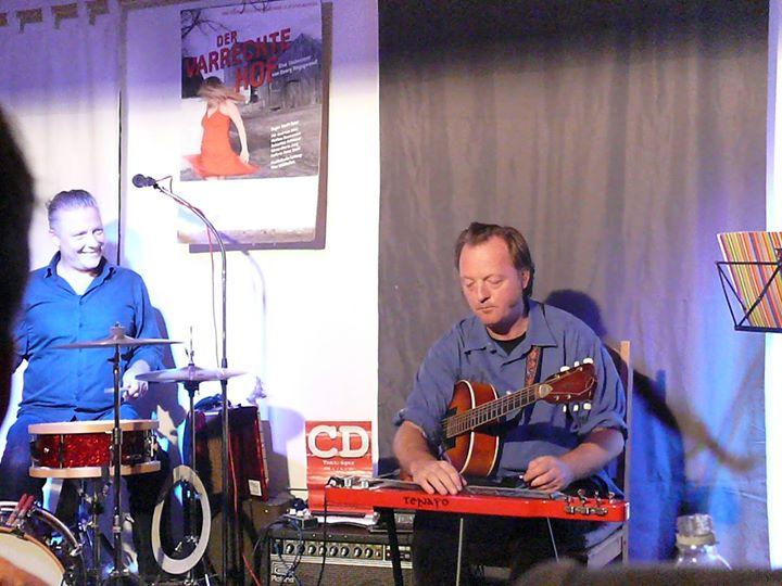 Titus Waldenfels & Michael Reiserer @ Rheinschänke Leimersheim ...
