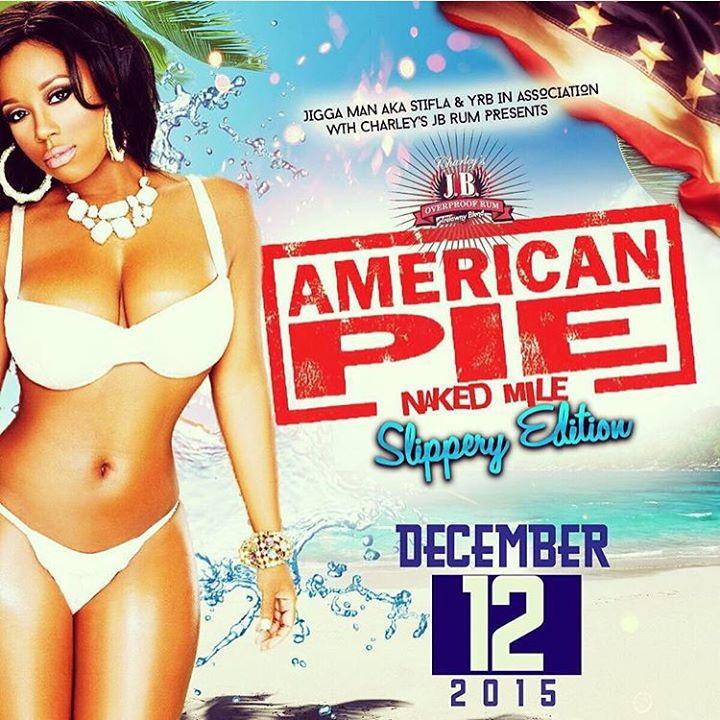 American pie nude mile — 4