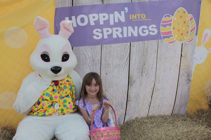 Hoppin into Springs Egg Hunt