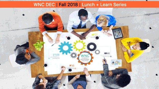 Lunch  Learn Series (Fall 2018)