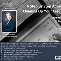 A Step By Step Approach to Cleaning Up Your Credit Report