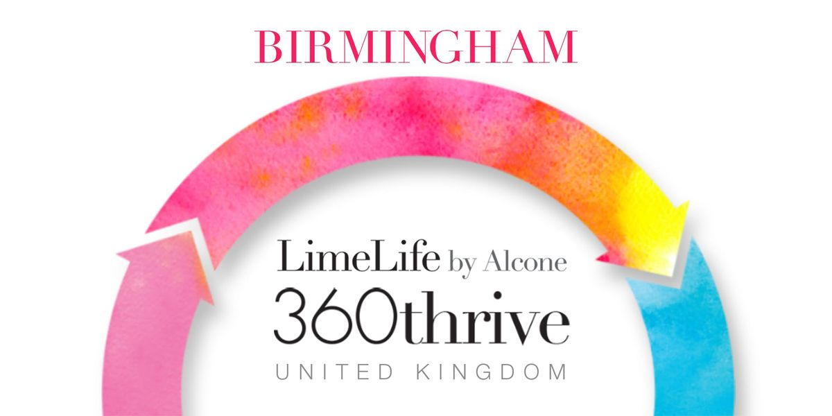 LimeLife by Alcone - Destination Amazing - 360thrive Training in Birmingham