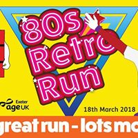10K 80s Retro Run