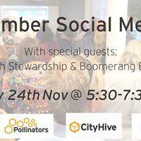 November Social Meetup