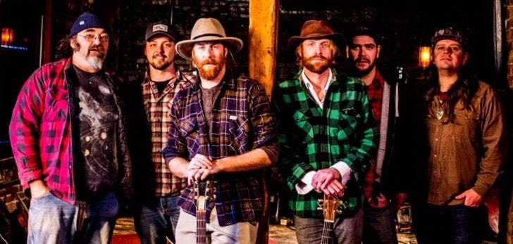 The Mallett Brothers Band w Say Darling [ Feat. Celia from Della Mae]