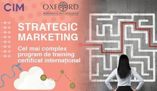 Workshop Strategic Marketing