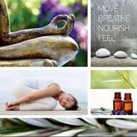 Yoga Wine &amp Wellness with Essential Oils