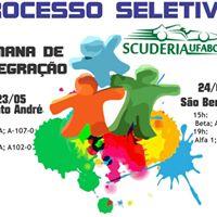 Scuderia UFABC e a Frmula SAE - Processo Seletivo
