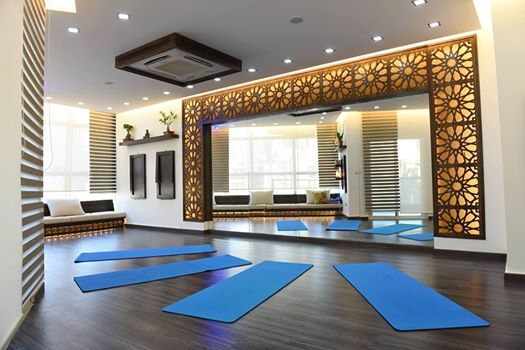Tuesday morning yoga