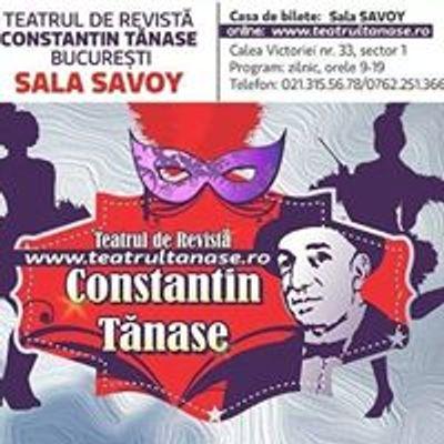 Teatrul de Revista Constantin Tanase(official)