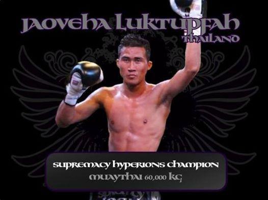 Jao Luktupfah 5 weeks training block course at MTC MuayThai