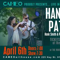 First Thursday Live Concert w Hank and Pattie