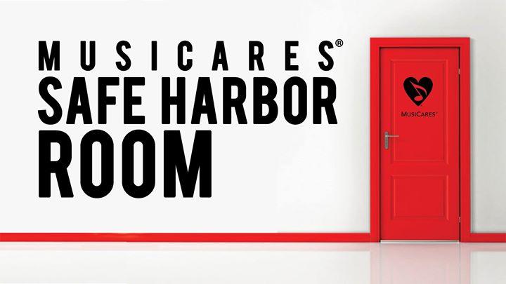 MusiCares Safe Harbor Room at Rock on the Range