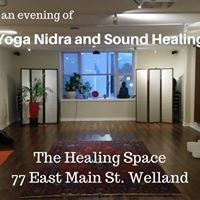 Yoga Nidra and Sound Healing