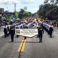 Chasco Fiesta Street Parade