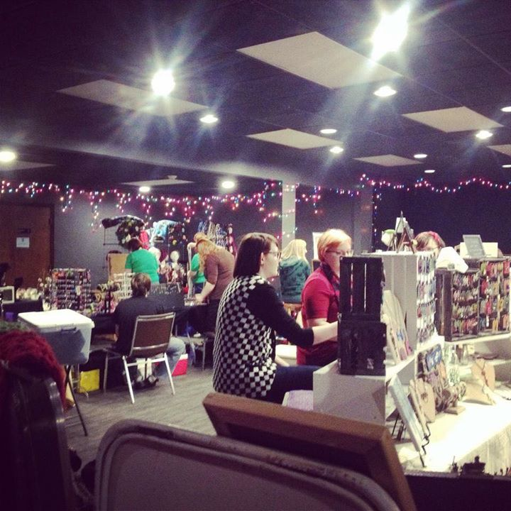 Small business saturday pop up holiday local shopping at for Local house music