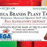MEGA Brands PLANT TOUR