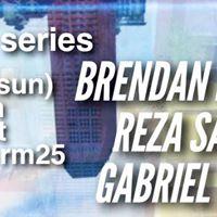 Live Sparkle Series featuring Reza Salleh Brendan De Cruz Gabriel Lynch