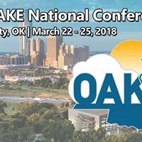 2018 OAKE National Conference - Oklahoma City