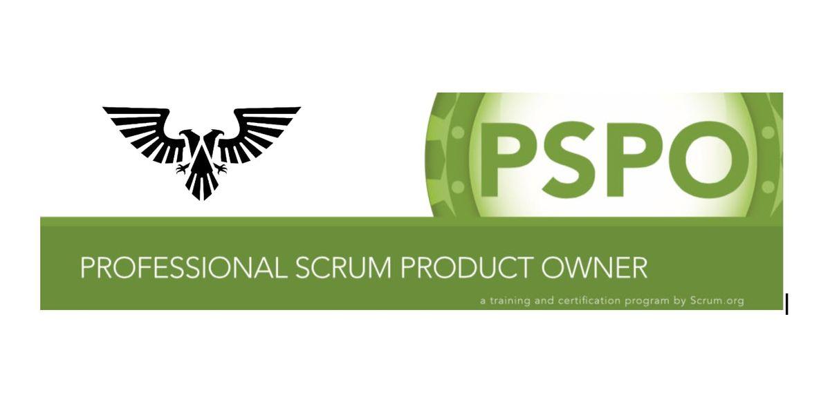 Professional Scrum Product Owner (PSPO I) - Phoenix