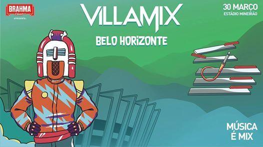 Villa Mix Belo Horizonte