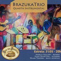 Quarta Instrumental - BrazukaTrio