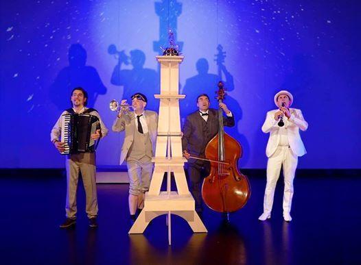 Paris Paris Konzert fr Kinder ab 6