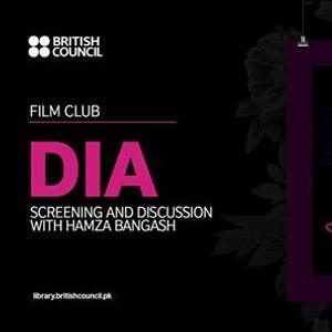 Film Club Screening and Discussion with Hamza Bangash