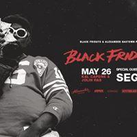BLACK Fridays WITH SEGA