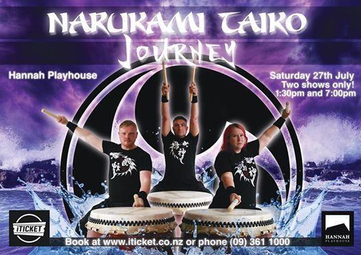 Narukami Taiko - Journey