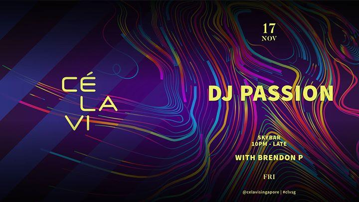 Skybar presents DJ Passion