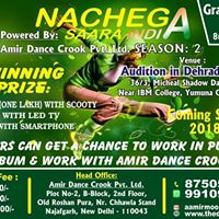 Nachega Saara India Season-2 Powered By Amir Dance Crook Pvt Ltd