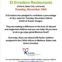 El Erradero supports CASA day