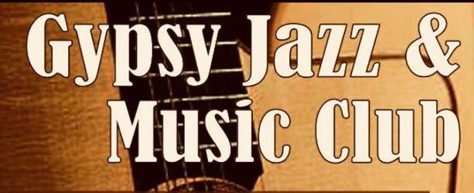 Sinti Music Gipsy Jazz Fapy Lafertin at Café Wilhelmina, Eindhoven