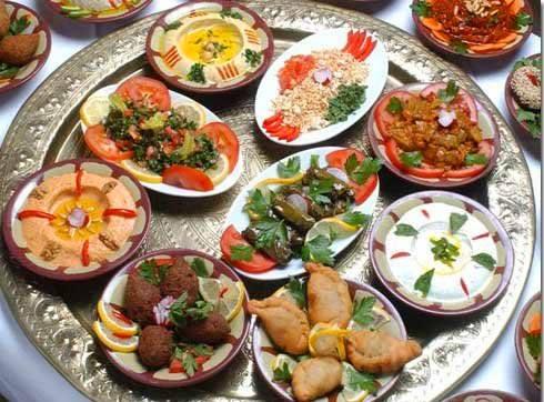 cours de cuisine adultes - cuisine orientale libanaise at