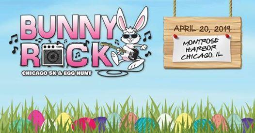 Bunny Rock Chicago 5K & Kids Egg Hunt