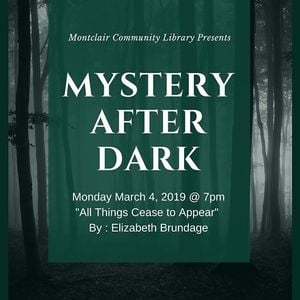 Mystery After Dark Book Club