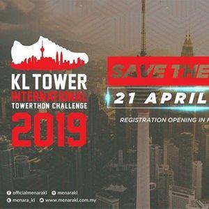 KL Tower International Towerthon Challenge 2019