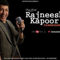 PunchLiners Standup Comedy Show ft Rajneesh Kapoor in Chandigarh
