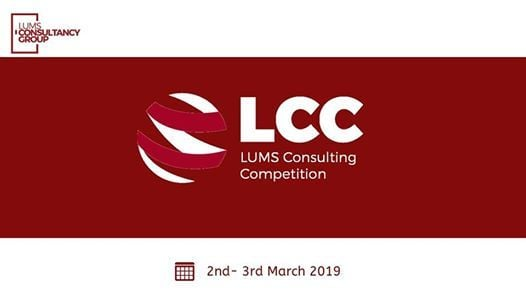 LUMS Consulting Case Competition