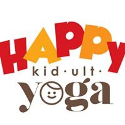 Happy Kid-ult Yoga 快樂童‧大瑜伽